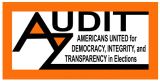 Americans United for Democracy, Integrity, and Transparency in Elections logo